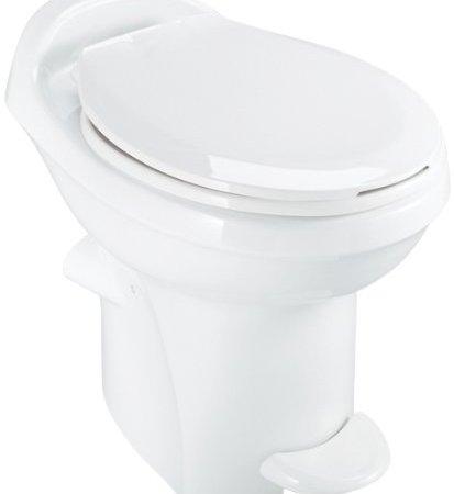 Thetford 34429 Aqua Magic Style Plus Toilet High White