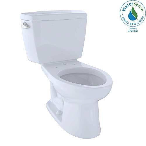 Toto Cst744el 01 Drake 2 Piece Eco Ada Toilet With