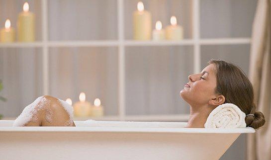 Θαλασσοθεραπεία…στη μπανιέρα μας!!!!
