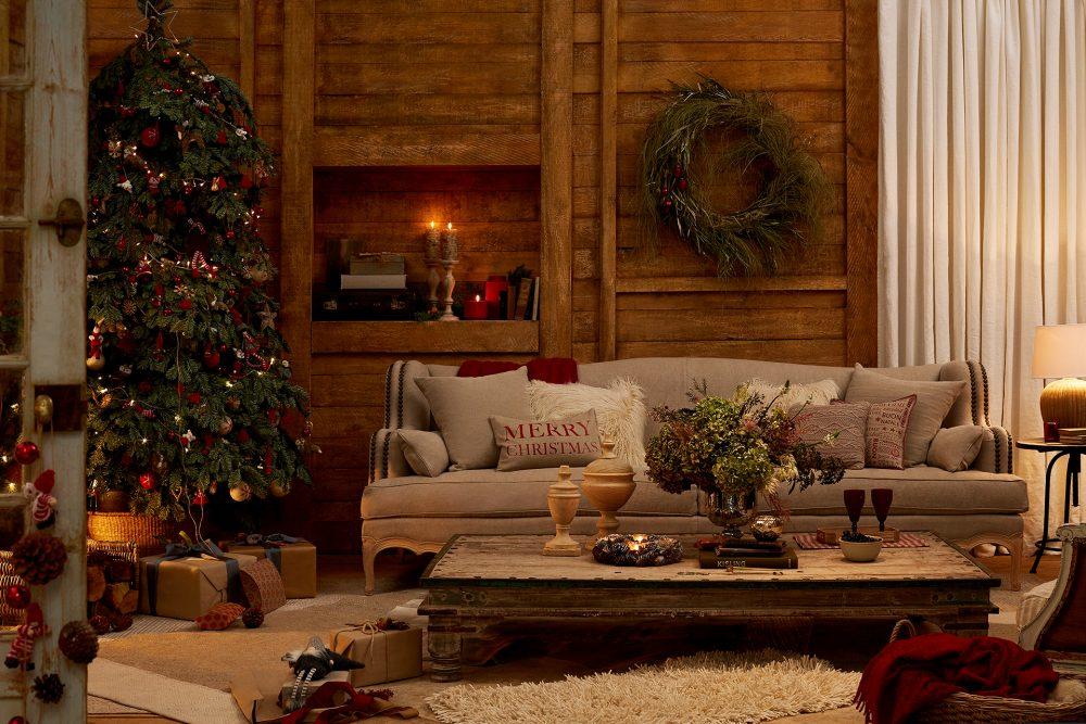 Η ωραιότερη γιορτή του χρόνου πλησιάζει!!!! Εσείς πότε θα στολίσετε το σπίτι σας;
