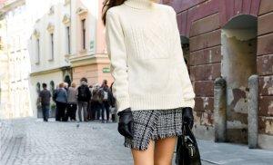 10 τρόποι να φορέσεις το πουλόβερ σου και να είσαι  chic