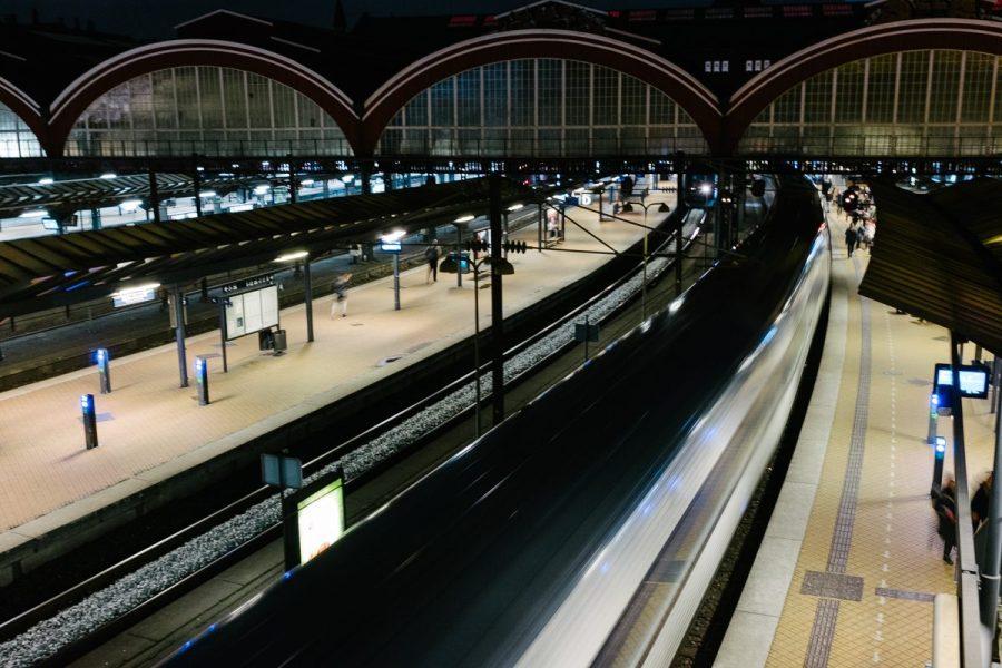 Glavna železniška postaja, Kopenhagen