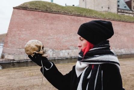 Kronborg - prizorišče Shakespearovega Hamleta