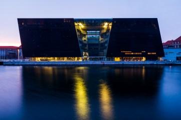 Danska kraljeva knjižnica, Kopenhagen