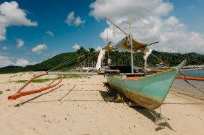 Plaža Napcan, El Nido, Filipini