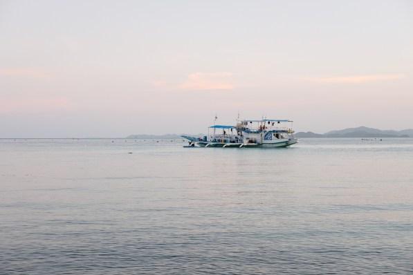 Ladja Emerson 7, s katero smo pluli po Palawanu