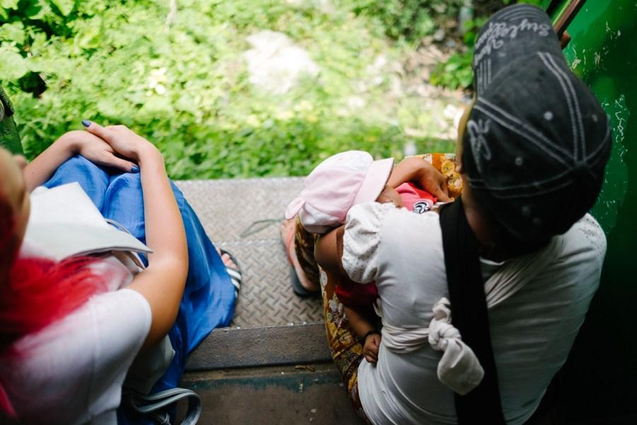 Vožnja z jangonsko krožno linijo, Mjanmar