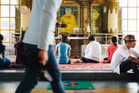 Pagoda Sule, Jangon, Mjanmar
