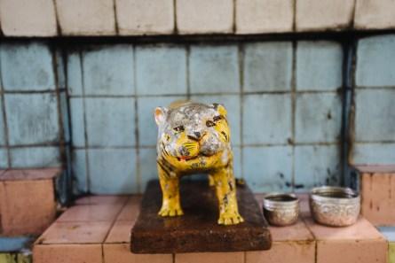 Tiger - ponedeljkovo znamenje mjanmarskega horoskopa, Pagoda Sule
