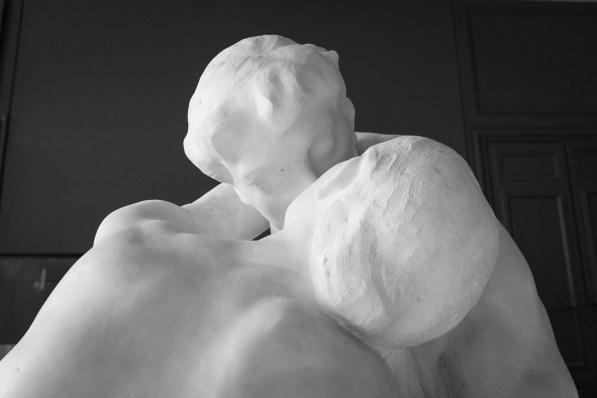 Poljub, Musée Rodin, Pariz