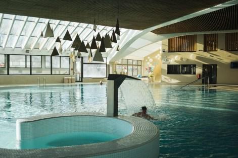 Bazeni Hotela Ajda, Terme 3000 - Moravske Toplice