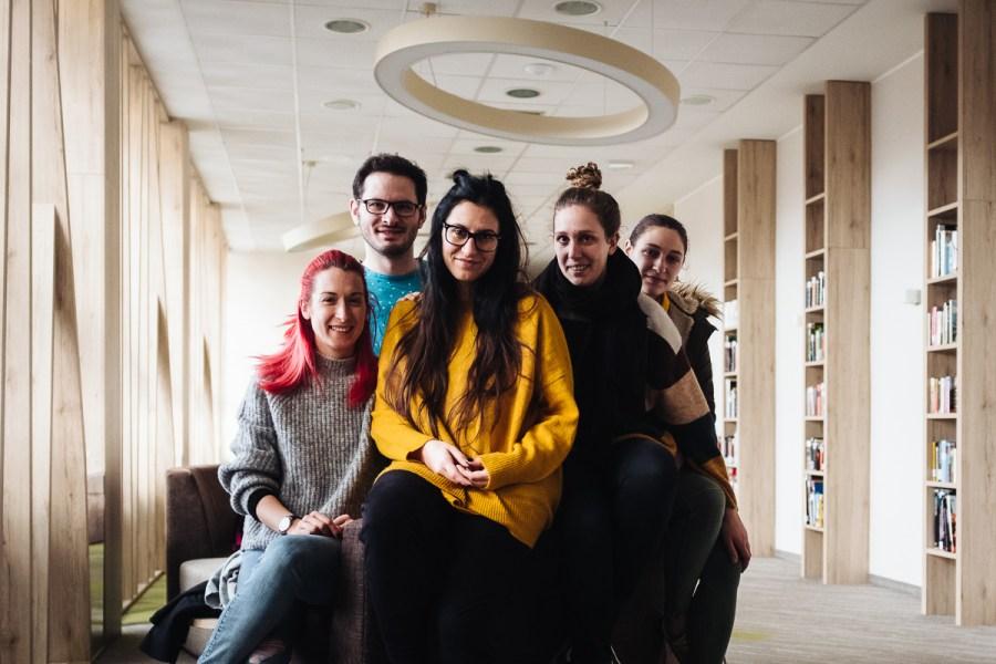 Ekipa v Hotelu Ajda, Moravske Toplice - Terme 3000