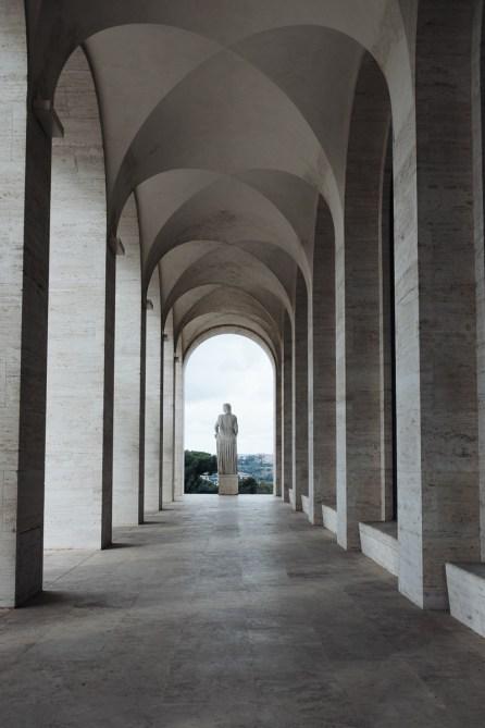 Palazzo della Civiltà Italiana, EUR, izlet v Rim
