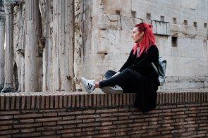 Rimski forum, izlet v Rim