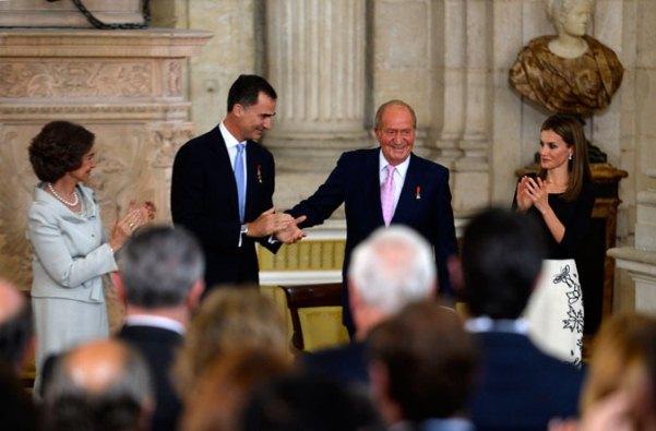 SPAIN-POLITICS-ROYALS-KING
