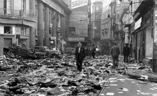 Σεπτεμβριανά 1955: Πως φτάσαμε στην «Ελληνική νύχτα των κρυστάλλων» - στο  Καρφί