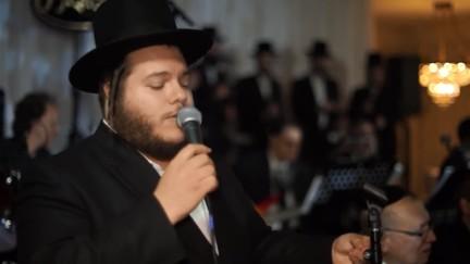 לוי פלקוביץ,מקהלת ידידים ופרחי שיר ושבח - לכה דודי