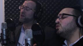 שימי גולדשטיין ושרוליק מורגשטרן - שמע ישראל