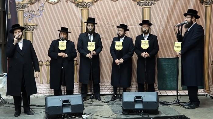 מקהלת מלכות - ישועות אצל רבי שמעון