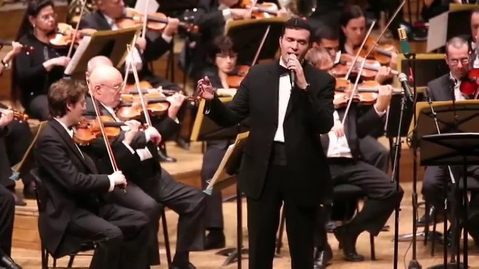 אוהד מושקוביץ בקונצרט משירי יוסי גרין - תניא