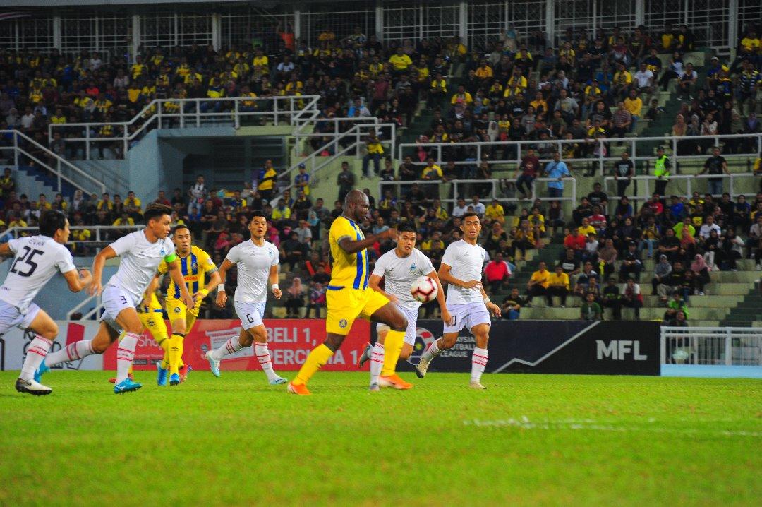 Piala Malaysia 2019: Tok Gajah Tempah Slot Suku Akhir