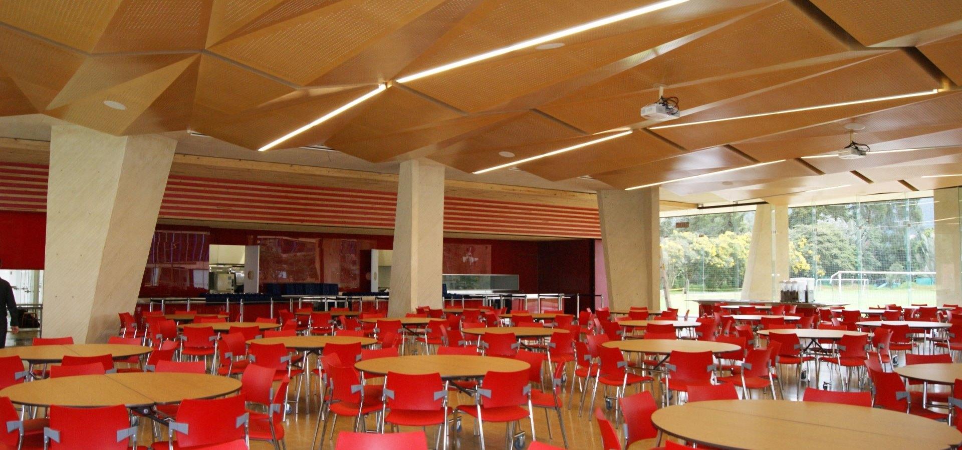 Muebles y Acabados Arquitectnicos  Cafetera Colegio