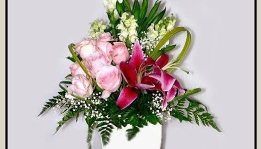 Pesan Bunga di Toko Bunga Johar Baru