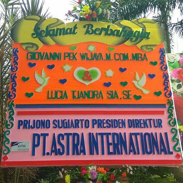 Toko  Bunga  di Nanga Pinoh