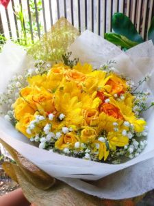 Hand Bouquet Murah di Jailolo