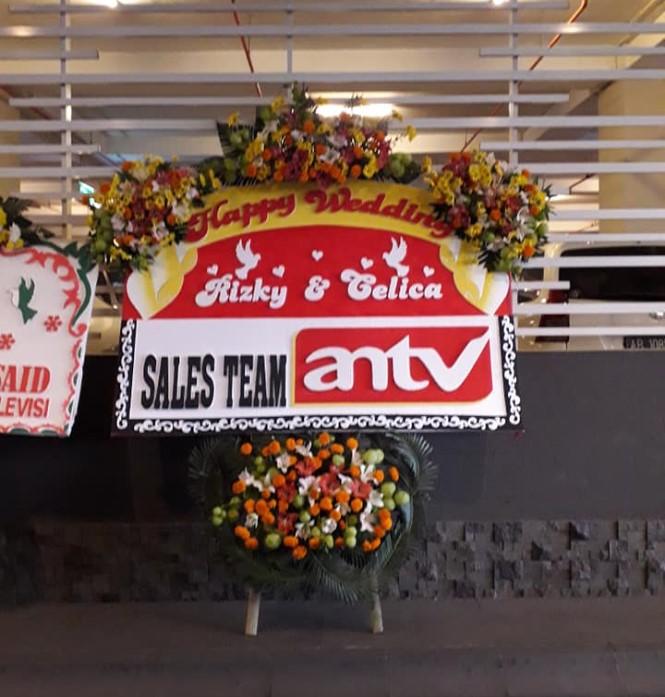 Penyewaan Standing Flower Pernikahan kota Jogjakarta