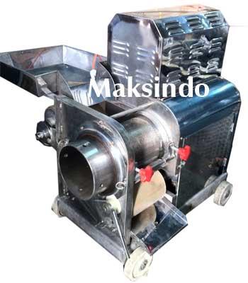 mesin pemisah tulangn ikan full stainless steel