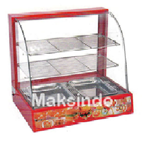 Mesin Display Warmer BW-2P