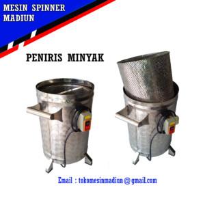 MesinSpinner Peniris Minyak