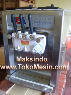 Jual Mesin Soft Ice Cream Lengkap di Yogyakarta  Toko