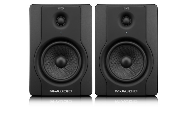 M-AUDIO M-AUDIO BX5 D3 MONITOR 2104000003 1
