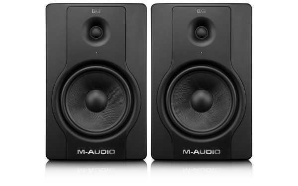 M-AUDIO M-AUDIO BX8 D3 MONITOR 2104000005 1