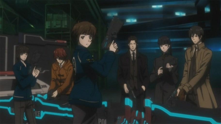 Melhores Animes Cyberpunk
