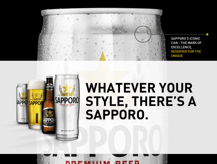 Sapporo Beer Canada