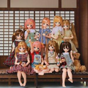 Bambole 24cm - Guardale tutte