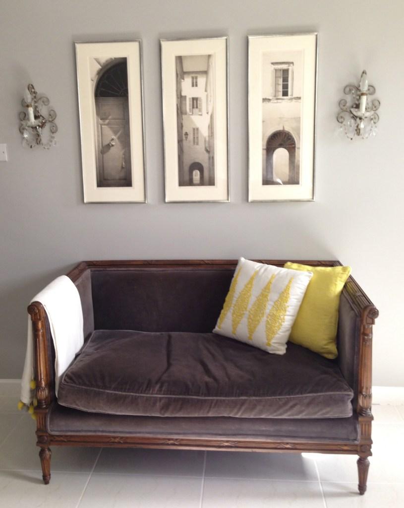 master bedroom settee Keisuke Yamamoto