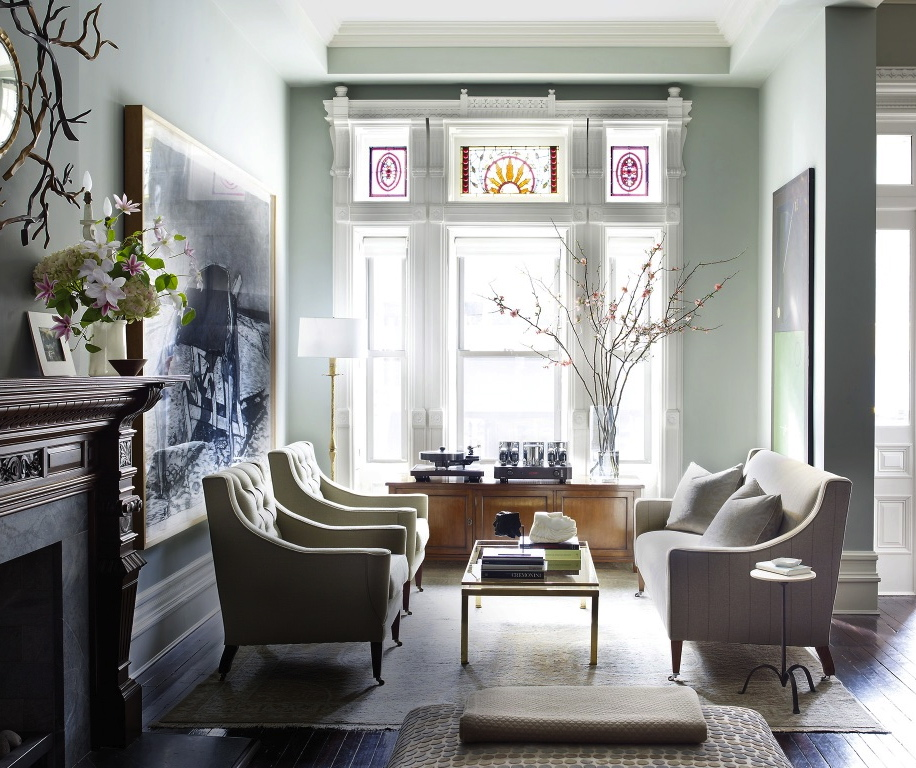 Brownstone Interior Design: Brooklyn Brownstone Project Updates