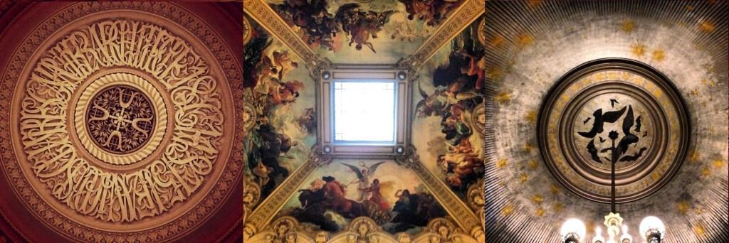 opera palais garnier ceilings