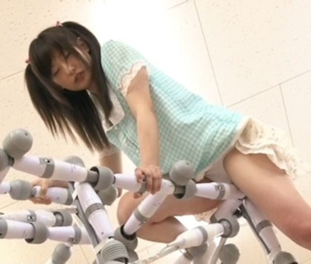 Japan Av Porn Extreme Fetish Jungle Gym Vibrator Massager Playground