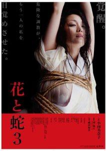 Minako Komukai stars in 'Hana to Hebi 3'