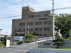 The Hitachi Police Station