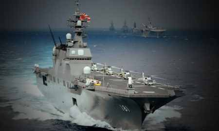 Confrontations between China and Japan in the East China Sea intensified in 2019.