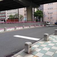 西江戸川橋道路部