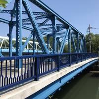 崎川橋全景