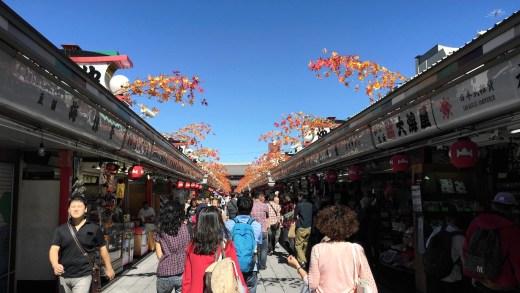 Asakusa Temple / Sensō-ji