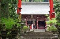 Yamanashi Fujiyoshida Sengen Shrine – 北口本宮冨士浅間神社